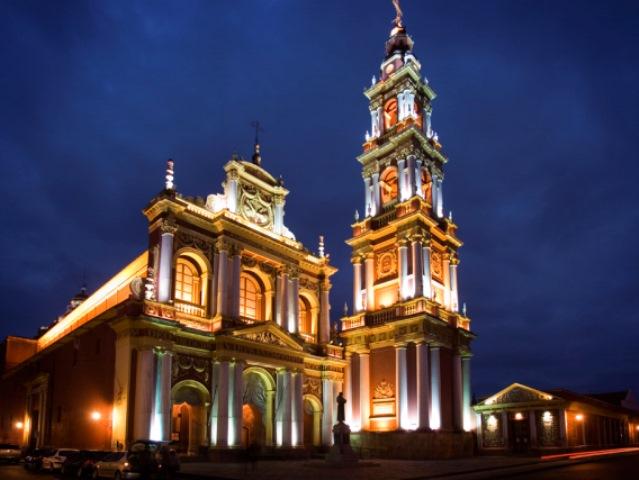 Catedral Basílica de Salta 2